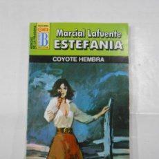 Libros de segunda mano: MARCIAL LAFUENTE ESTEFANIA Nº 1010. COYOTE HEMBRA. SERIE HEROES DE LA PRADERA. TDK309. Lote 115905275