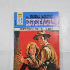 Libros de segunda mano: MARCIAL LAFUENTE ESTEFANIA Nº 1031. SUPRESION DE FESTEJOS. SERIE BUFALO. TDK309. Lote 115905547