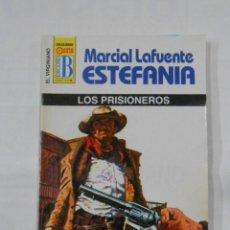 Libros de segunda mano: MARCIAL LAFUENTE ESTEFANIA Nº 1085. LOS PRISIONEROS. SERIE COLECCION EL VIRGINIANO. TDK309. Lote 115911743