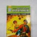 Libros de segunda mano: MARCIAL LAFUENTE ESTEFANIA Nº 1063. LA ESTAFA DEL POKER. SERIE COLECCION HEROES DE LA PRADER. TDK309. Lote 115912375
