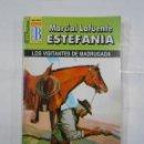 Libros de segunda mano: MARCIAL LAFUENTE ESTEFANIA Nº 1094. LOS VISITANTES DE MADRUGADA. SERIE HEROES DE LA PRADERA. TDK309. Lote 115914735