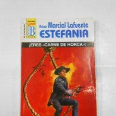 Libros de segunda mano: MARCIAL LAFUENTE ESTEFANIA Nº 1069. ¡ERES CARNE DE HORCA! SERIE COLECCION EL VIRGINIANO. TDK309. Lote 115918675