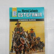 Libros de segunda mano: MARCIAL LAFUENTE ESTEFANIA Nº 1039. HOMBRES DUROS. SERIE COLECCION KANSAS. TDK309. Lote 115920663