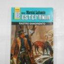 Libros de segunda mano: MARCIAL LAFUENTE ESTEFANIA Nº 1038. RASTRO SANGRIENTO. SERIE COLECCION KANSAS. TDK309. Lote 115932295