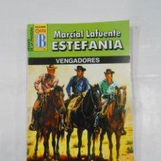 Libros de segunda mano: MARCIAL LAFUENTE ESTEFANIA Nº 1080. VENGADORES. COLECCION SERIE HEROES DE LA PRADERA. TDK309. Lote 115936023