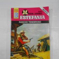 Libros de segunda mano: MARCIAL LAFUENTE ESTEFANIA Nº 662. RANCHO TENEBROSO. COLECCION SERIE HEROES DEL OESTE. TDK309. Lote 115938151