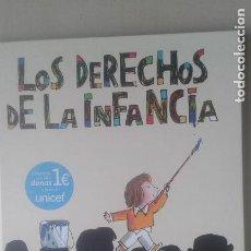 Libros de segunda mano: LOS DERECHOS DE LA INFANCIA/AA.VV/EDIT: ANAYA. Lote 116084783