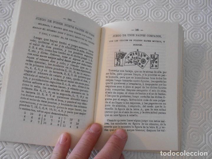 Libros de segunda mano: JUEGOS DE MANOS O SEA ARTE DE HACER DIABLURAS. PABLO MINGUET. PRESENTACION DE JUAN BROSSA. FACSIMIL - Foto 2 - 116151671