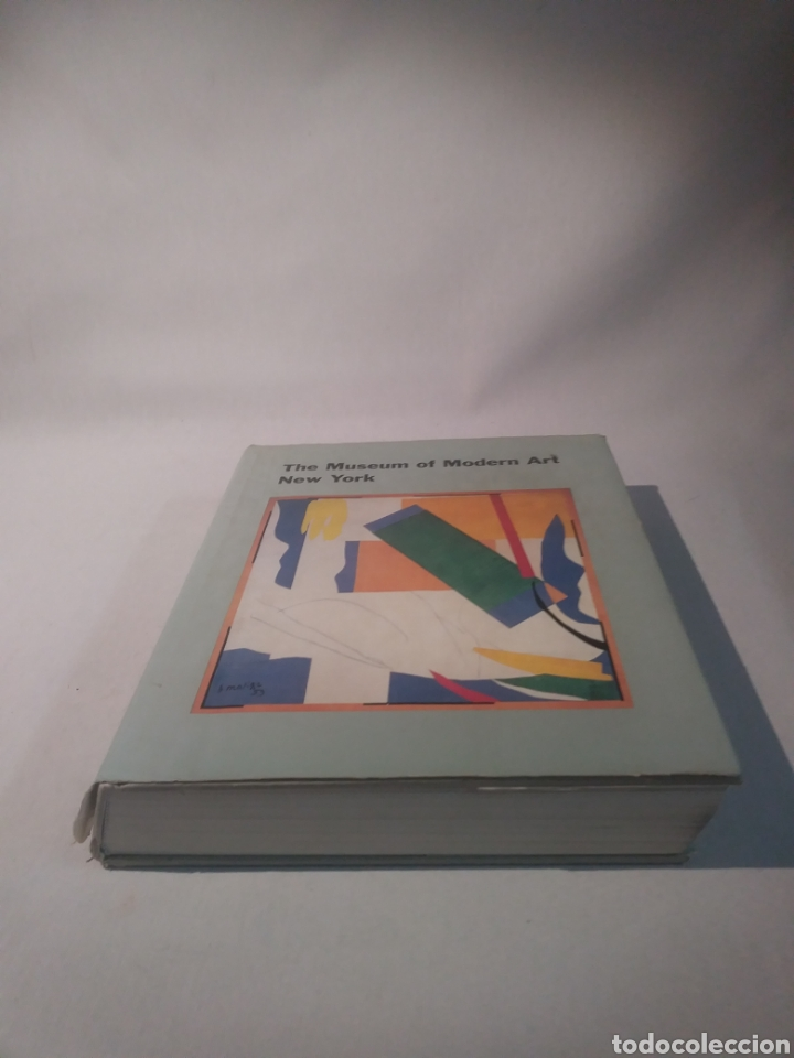 Libros de segunda mano: THE MUSEUM OF MODERN ART, NEW YORK. THE HISTORY AND THE COLLECTION. - Foto 3 - 116112319