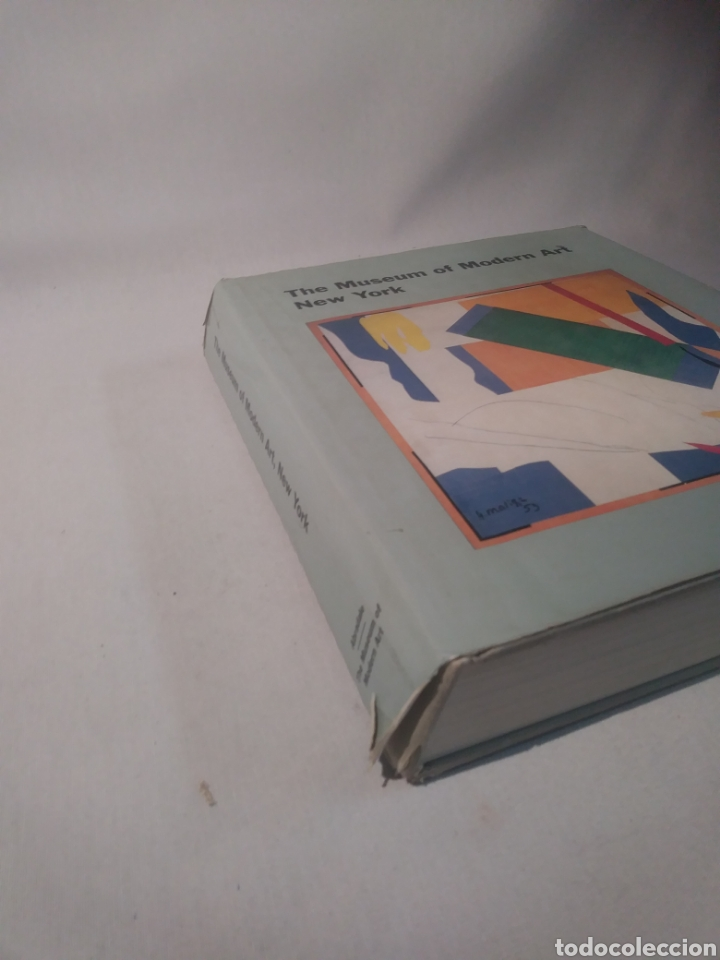 Libros de segunda mano: THE MUSEUM OF MODERN ART, NEW YORK. THE HISTORY AND THE COLLECTION. - Foto 4 - 116112319