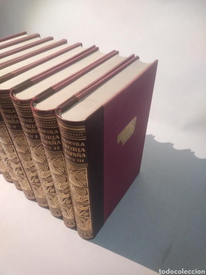 Libros de segunda mano: HISTORIA DE ESPAÑA. F. SOLDEVILA. EDIT ARIEL - Foto 2 - 116115147