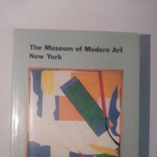 Libros de segunda mano: THE MUSEUM OF MODERN ART, NEW YORK. THE HISTORY AND THE COLLECTION.. Lote 116112319