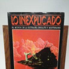 Libros de segunda mano: LO INEXPLICADO. VOLUMEN 1 DE ENCICLOPEDIA. EDITORIAL DELTA. Lote 116178979
