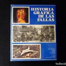 Livros em segunda mão: HISTORIA GRÁFICA DE LAS FALLAS. VIDAL CORELLA. CAJA DE AHORROS DE VALENCIA 1983. COMO NUEVO. Lote 116226703