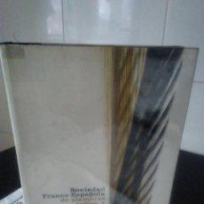 Libros de segunda mano: 27-SOCIEDAD FRANCO-ESPAÑOLA DE ALAMBRES CABLES Y TRANSPORTES AEREOS,S.A., BILBAO 1965. Lote 116237243