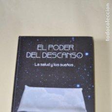 Libros de segunda mano: EL PODER DEL DESCANSO. Lote 116245059