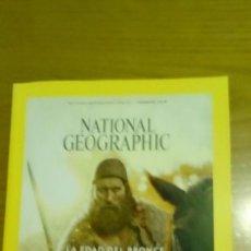 Libros de segunda mano: NATIONAL GEOGRAPHIC. Lote 116270719