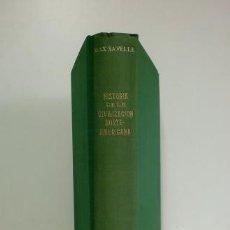Libros de segunda mano: HISTORIA DE LA CIVILIZACIÓN NORTEAMERICANA.- MAX SAVELLE. Lote 116270927