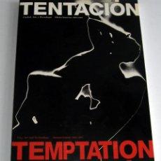 Libros de segunda mano: TENTACIÓN. CIUDAD, ARTE Y TECNOLOGÍA. OTOÑO-INVIERNO 2002-2003. MADRID. Lote 116320951
