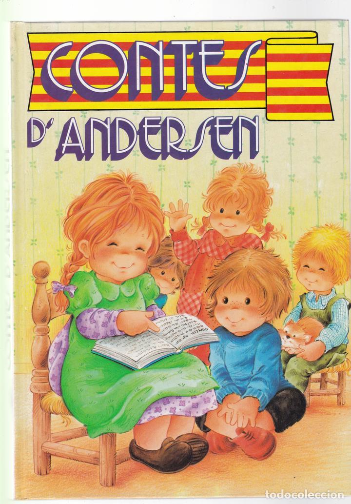 CONTES D'ANDERSEN - GRAFALCO EDITORIAL 1991 (Libros de Segunda Mano - Literatura Infantil y Juvenil - Otros)