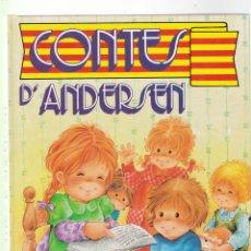 Libros de segunda mano: CONTES D'ANDERSEN - GRAFALCO EDITORIAL 1991. Lote 116321863