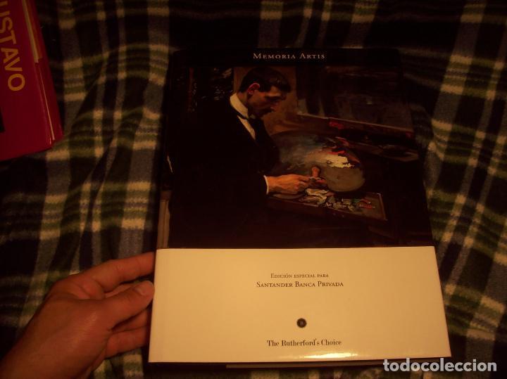 Libros de segunda mano: MEMORIA ARTIS. EDICIÓN ESPECIAL PARA SANTANDER BANCA PRIVADA. RAFAEL ROSSY. 2012. GRECO, DEGAS... - Foto 2 - 116442671