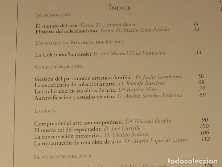 Libros de segunda mano: MEMORIA ARTIS. EDICIÓN ESPECIAL PARA SANTANDER BANCA PRIVADA. RAFAEL ROSSY. 2012. GRECO, DEGAS... - Foto 5 - 116442671