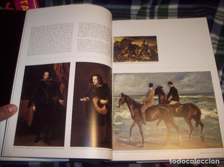 Libros de segunda mano: MEMORIA ARTIS. EDICIÓN ESPECIAL PARA SANTANDER BANCA PRIVADA. RAFAEL ROSSY. 2012. GRECO, DEGAS... - Foto 7 - 116442671