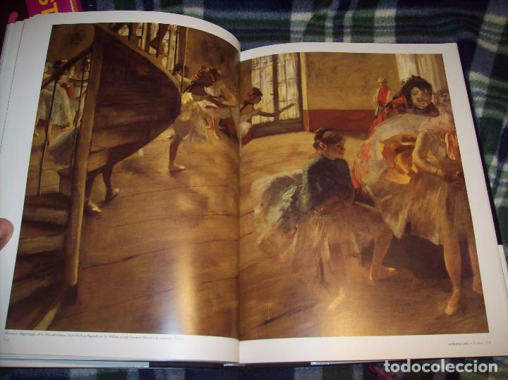 Libros de segunda mano: MEMORIA ARTIS. EDICIÓN ESPECIAL PARA SANTANDER BANCA PRIVADA. RAFAEL ROSSY. 2012. GRECO, DEGAS... - Foto 19 - 116442671