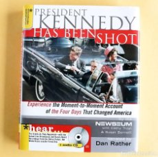 Libros de segunda mano: KENNEDY HAS BEEN SHOT - JFK. Lote 116460067