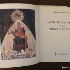 Libros de segunda mano: LA VIRGEN DE ÁFRICA EN LA HISTORIA DE CEUTA(28€). Lote 116490119