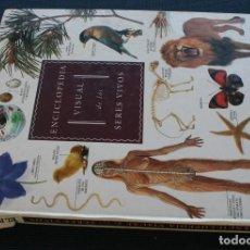 Libros de segunda mano: LIBRO ENCICLOPEDIA VISUAL DE LOS SERES VIVOS ¿CÓMO ES LA VIDA? – VOLUMEN TOMO I - DORLING KINDERSLEY. Lote 116526407