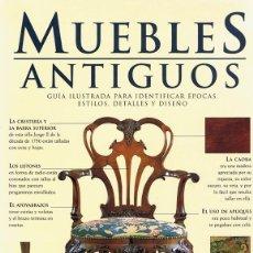 Libros de segunda mano: MUEBLES ANTIGUOS TIM FORREST . Lote 116527815