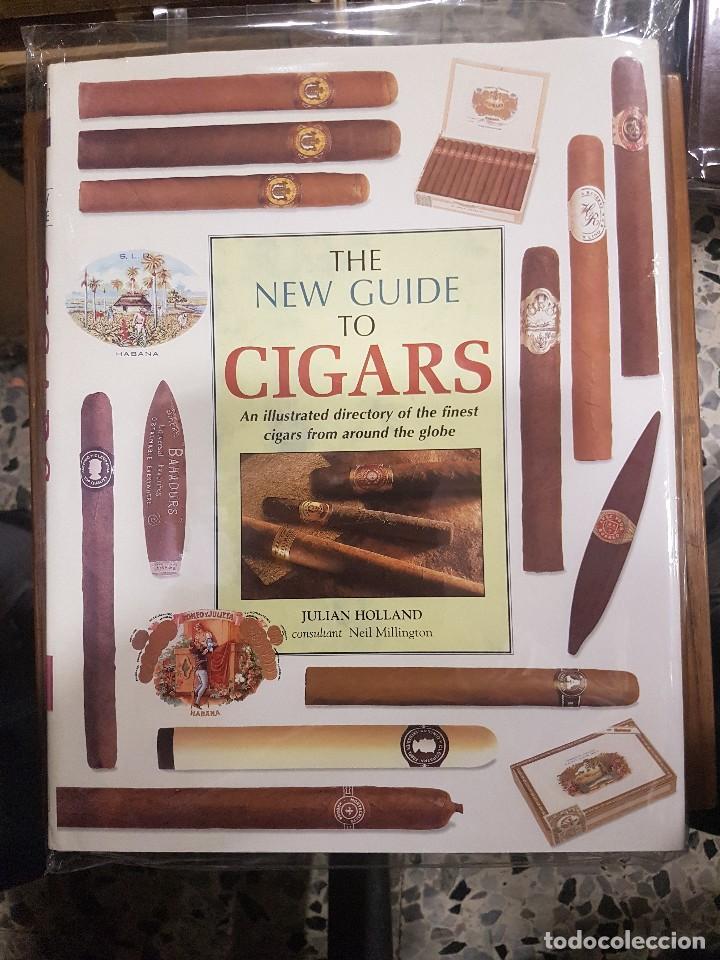 THE NEW GUIDE TO CIGARS  EN INGLÉS  ILUSTRADO