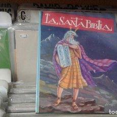 Libros de segunda mano: LA SANTA BIBLIA,EDICIONES EVA. Lote 116540299