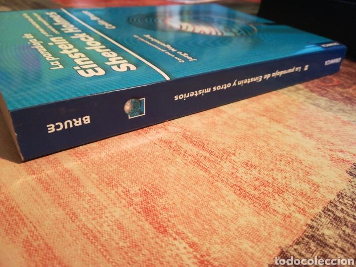 Libros de segunda mano: La paradoja de Einstein y otros misterios de la ciencia resueltos por Sherlock Holmes - Colin Bruce - Foto 7 - 116541643