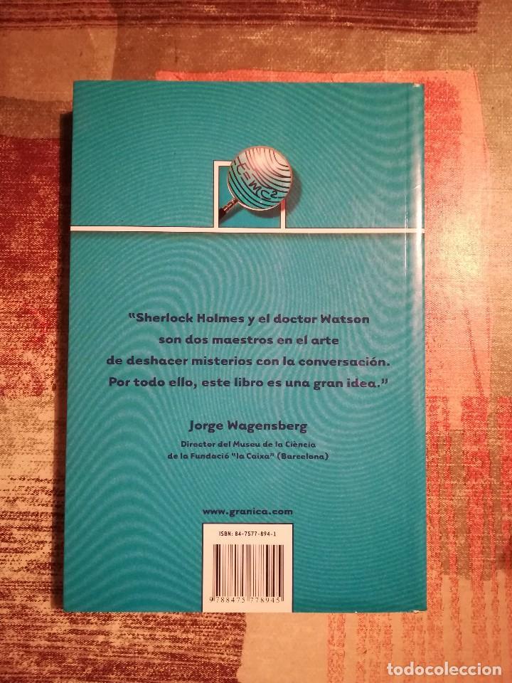 Libros de segunda mano: La paradoja de Einstein y otros misterios de la ciencia resueltos por Sherlock Holmes - Colin Bruce - Foto 2 - 116541643