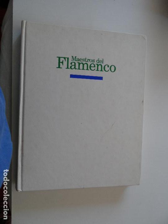 MAESTROS DEL FLAMENCO - PLANETA AGOSTINI (Libros de Segunda Mano - Pensamiento - Otros)