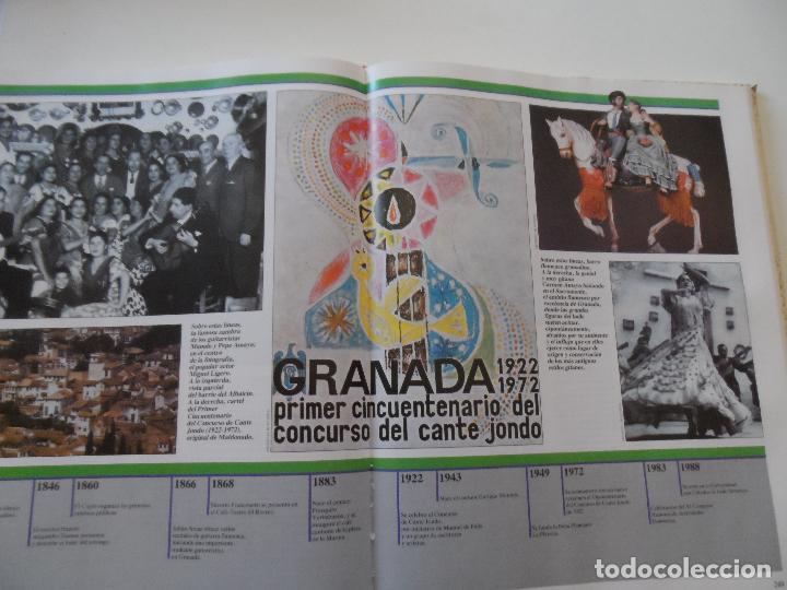 Libros de segunda mano: MAESTROS DEL FLAMENCO - PLANETA AGOSTINI - Foto 2 - 116728715