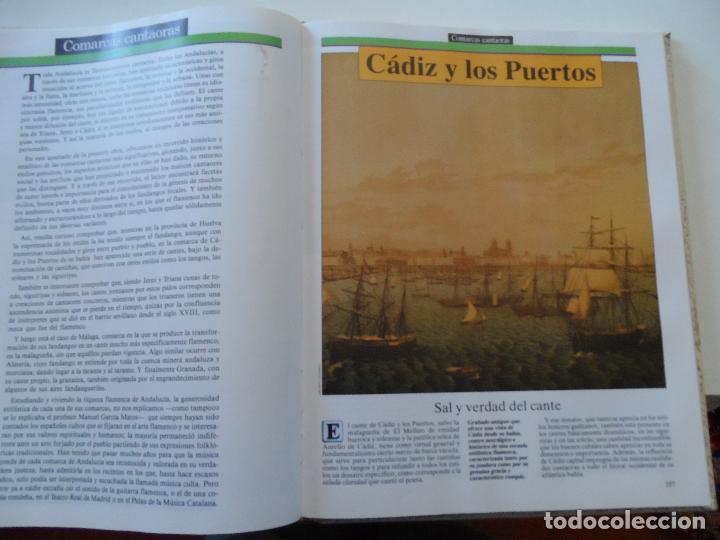 Libros de segunda mano: MAESTROS DEL FLAMENCO - PLANETA AGOSTINI - Foto 3 - 116728715