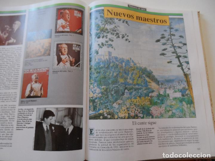 Libros de segunda mano: MAESTROS DEL FLAMENCO - PLANETA AGOSTINI - Foto 4 - 116728715