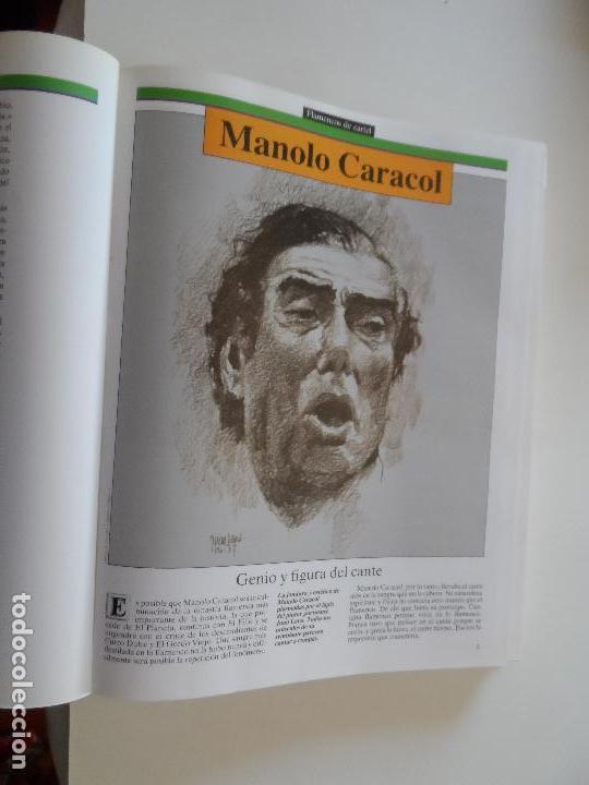Libros de segunda mano: MAESTROS DEL FLAMENCO - PLANETA AGOSTINI - Foto 5 - 116728715