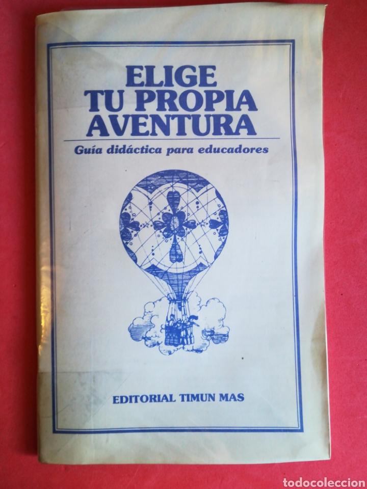 Elige tu propia aventura gu a did ctica para comprar en todocoleccion 116738802 - Libreria segunda mano online ...
