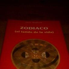 Libros de segunda mano: ZODIACO EL LATIDO DE LA VIDA DANE RUDHYAR. Lote 116867199