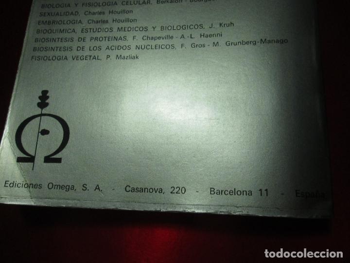 Libros de segunda mano: libro-genética y evolución-c.petit-g.prevost-1976-4ªedición-muy buen estado-ver fotos - Foto 7 - 116873011