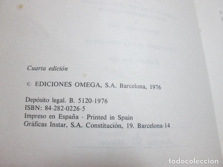 Libros de segunda mano: libro-genética y evolución-c.petit-g.prevost-1976-4ªedición-muy buen estado-ver fotos - Foto 8 - 116873011
