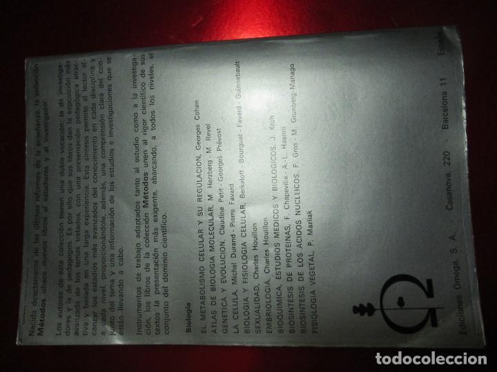 Libros de segunda mano: libro-genética y evolución-c.petit-g.prevost-1976-4ªedición-muy buen estado-ver fotos - Foto 17 - 116873011