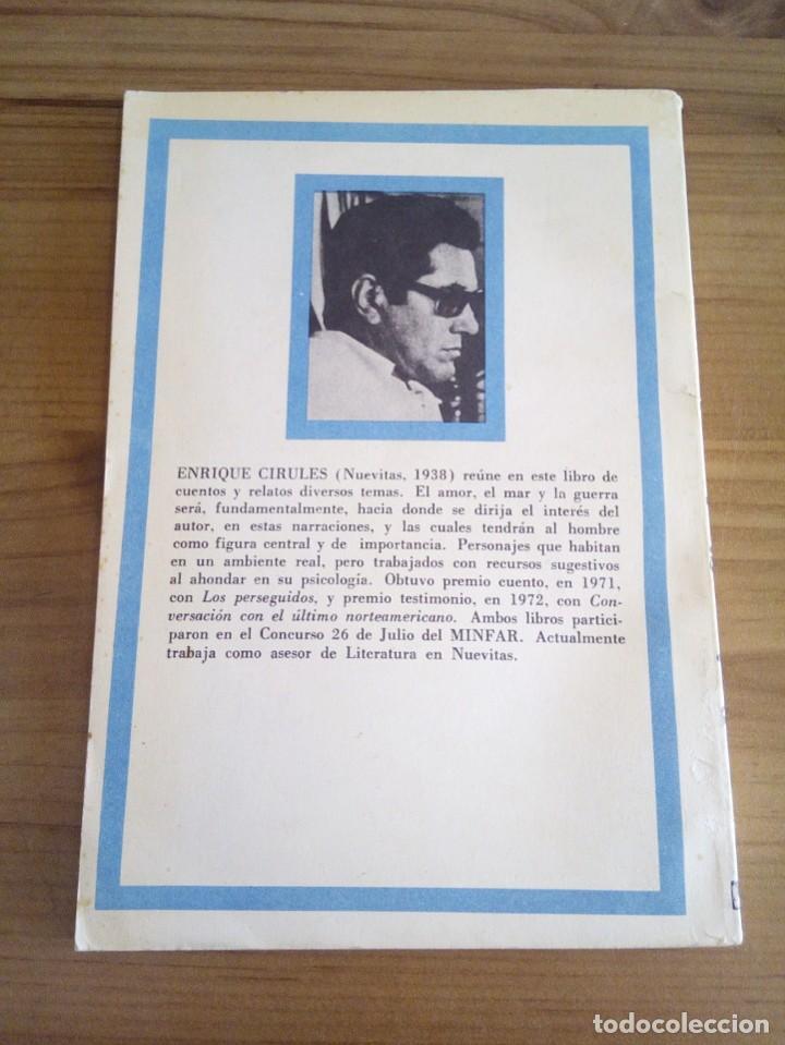 Libros de segunda mano: LA OTRA GUERRA. CIRULES, ENRIQUE. LETRAS CUBANAS. 1ª ed, 1979 - Foto 4 - 116952459