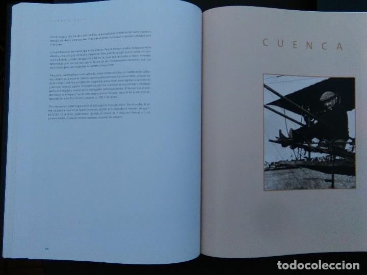 Libros de segunda mano: ANTIGUO LIBRO LOS PRIMEROS VUELOS Y AERÓDROMOS EN LAS CAPITALES ESPAÑOLAS - MUCHÍSIMAS FOTOGRAFÍAS - Foto 5 - 116958591