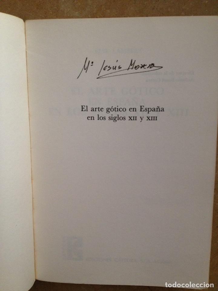 Libros de segunda mano: El arte gótico en España. Siglos XII y XIII (Elie Lambert) - Foto 3 - 235620765